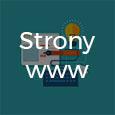 Napis Strony WWW