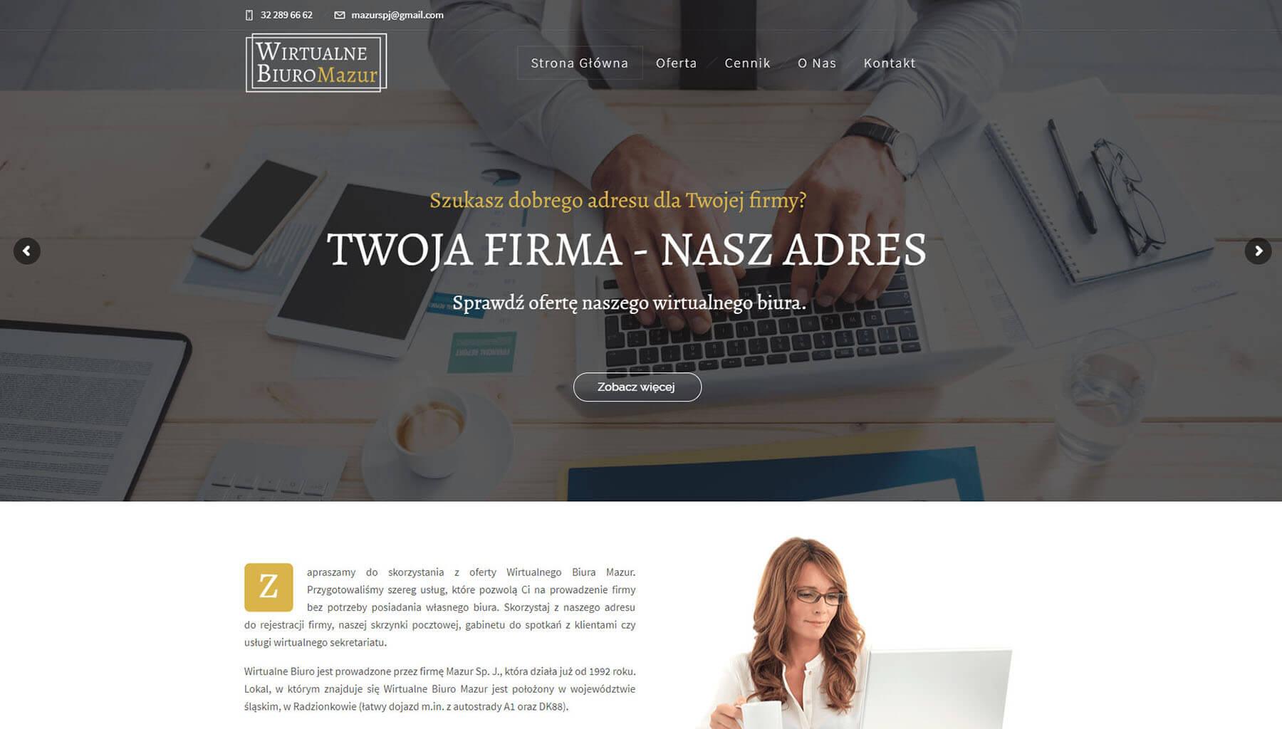 wirtualnebiuromazur.pl